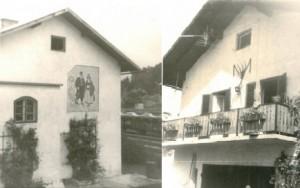 Vereinsheim des 1. Volks- und Histoischen Trachtenvereins Gnigl (1967)