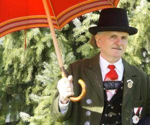 Neu gewählter Obmann: Anton Stefan (2015)